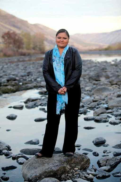 Rebecca Miles, executive director of the Nez Perce Tribe, didn't sign on to the Columbia Basin Fish Accords because they failed to address what her tribe believes is the main obstacle to salmon recovery: dams. (photo Joseph Tierney)