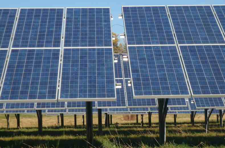 Solar power is becoming a real choice as an alternative source of electricity.
