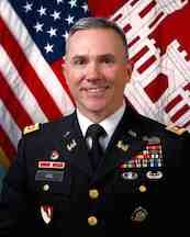 Lt. Col. Timothy R. Vail, commander the U.S. Army Corps of Engineers, Walla Walla District.