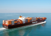 Hapag-Lloyd container ship, will no longer be calling on the Port of Portland.