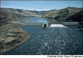 The resolution is non-binding, meaning the Army Corp of Engineers is not required to end consideration of the dams, which include Lower Granite.