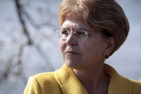 Jane Lubchenco, a longtime marine biologist at Oregon State University, is the new head of the National Oceanic and Atmospheric Administration.