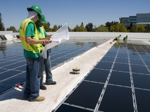 Solar panels continue to make cents on unused roofing real estate.